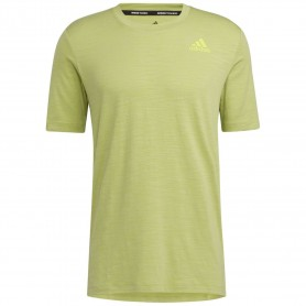 Adidas Camiseta City Elevated Amarillo