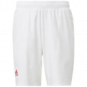 Adidas Pantalon Corto Ergo Eng Blanco