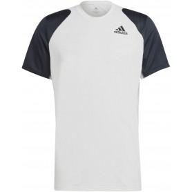 Adidas Camiseta Club Blanco