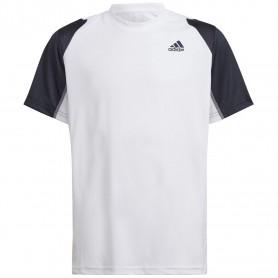 Adidas Camiseta Niño Club Blanco