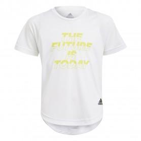 Adidas Camiseta Xfg Primeblue Aeroready Blanco