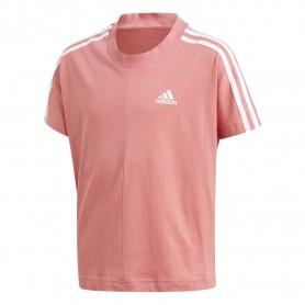 Adidas Camiseta 3 Bandas Rosa
