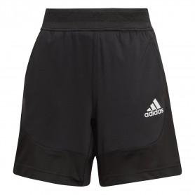 Adidas Pantalon Corto Heat.Rdy Sport Negro
