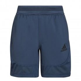 Adidas Pantalon Corto Heat.Rdy Sport Azul