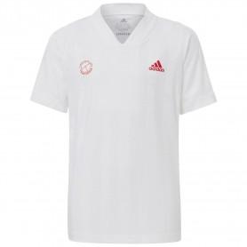 Adidas Camiseta Niño F.Lift E Blanco