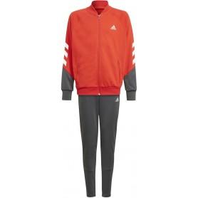 Adidas Chandal Xfg 3 Bandas Rojo