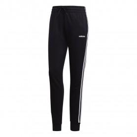 Pantalon Adidas Essentials 3 Bandas Mujer Negro