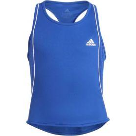Adidas Camiseta Tirantes Niña pop up Azul