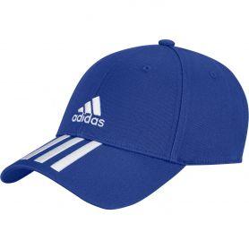 Adidas Gorra Bball 3S Ct Azul