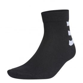 Adidas Calcetin 3 Bandas Negro