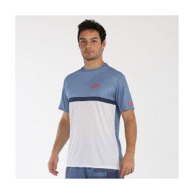 Camiseta Bullpadel Chero   Azul Acero