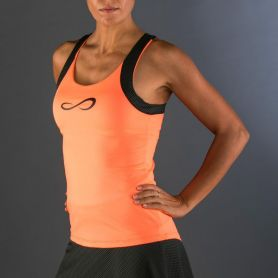Camiseta Endless Race Orange Dark