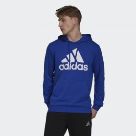Sudadera Adidas M Bl Ft Bold Hombre Azul