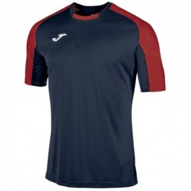 TEXTIL JOMA ESSENTIAL NVY-RED