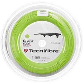 CORDAJES BOBINA TECNIFIBRE BLACK CODE LIME 200M 1.24
