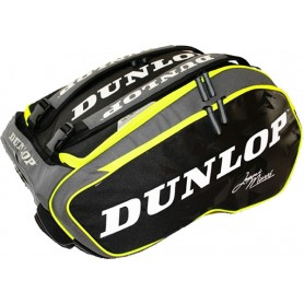 BOLSOS DUNLOP PALETERO ELITE YELLOW