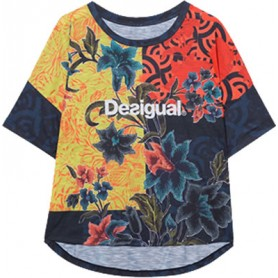 DESIGUAL TS_DESIGUAL GEOPATCH