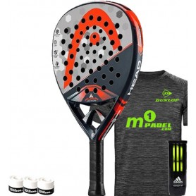 HEAD GRAPHENE TOUCH ALPHA MOTION 2017