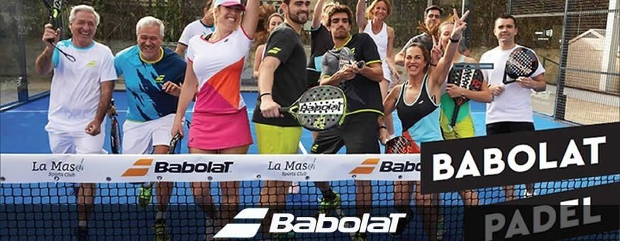 PALAS DE PADEL BABOLAT - M1 PADEL