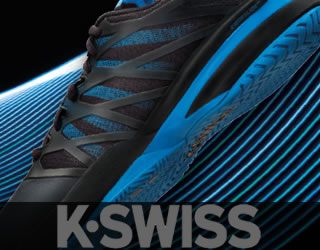 zapatillas K-SWISS de padel