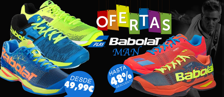 95c8014cb Consigue gratis babolat Premura Oferta en Calzado Babolat 2018!
